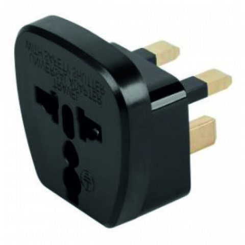 ADAPTER AC WTYK ANG-GNIAZDO PL eco black