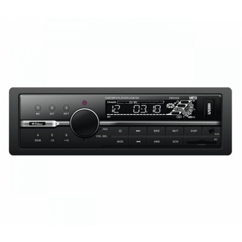 RADIO DIBEISI DBS006 MP3/USB/SD/MMC