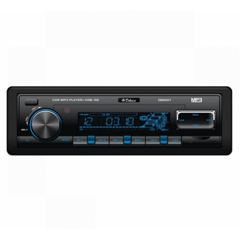 RADIO DIBEISI DBS007 MP3/USB/SD/MMC