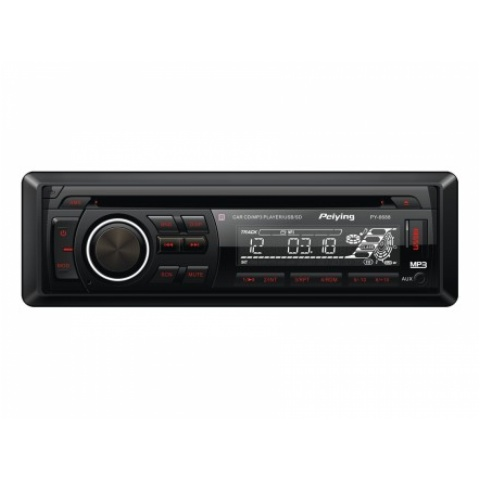 RADIO PEIYING PY6688 4x40W CD/MP3/USB/SD/MMC/AUX