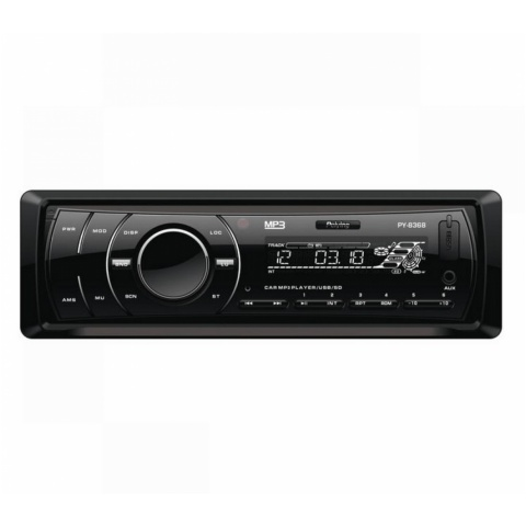 RADIO PEIYING PY8368 MP3/USB/SD/MMC